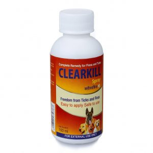 Clearkill Spray For Ticks