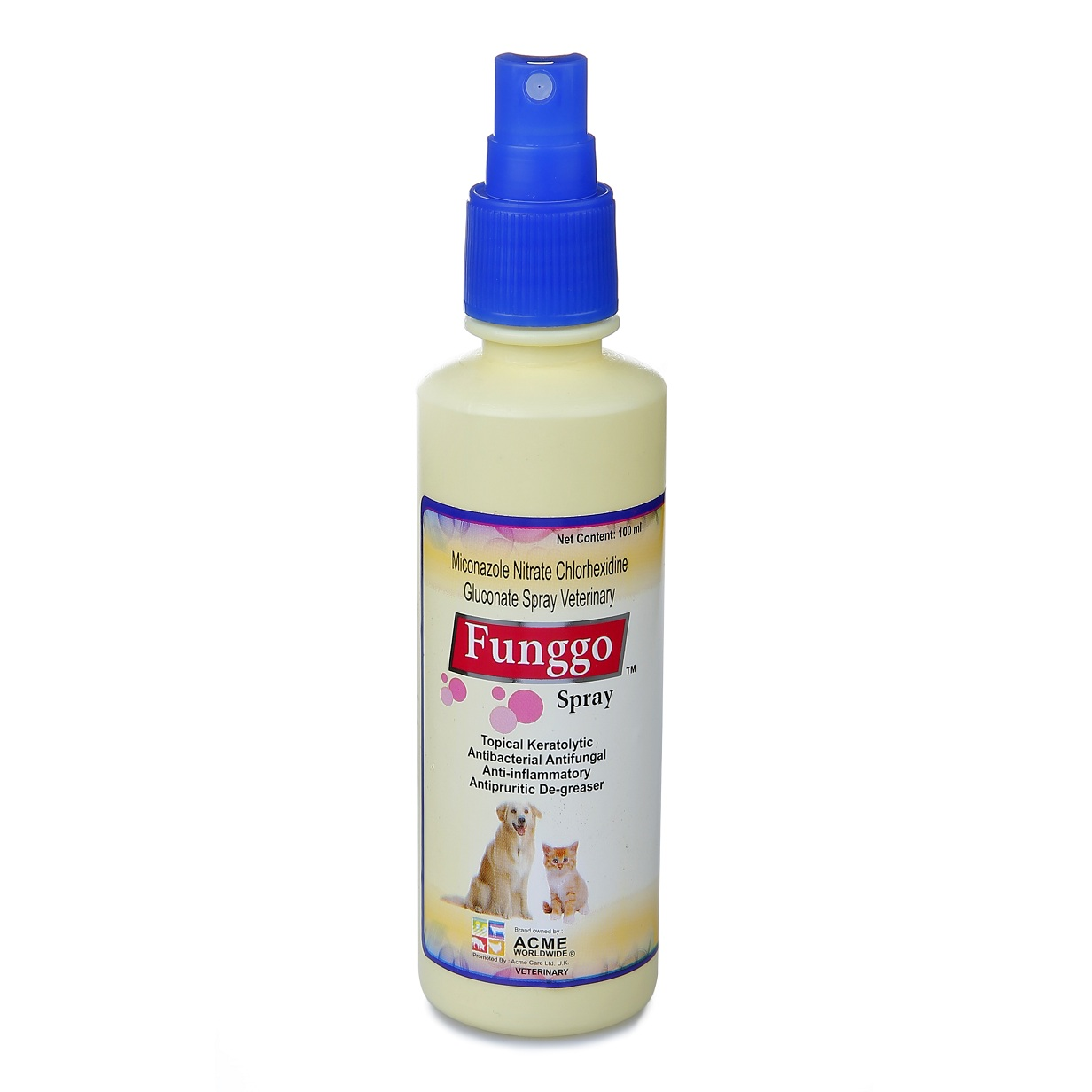 Buy Anti Fungal Spray For Dogs