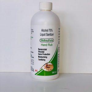 500ml Disilon Alcohol Sanitizer Refill