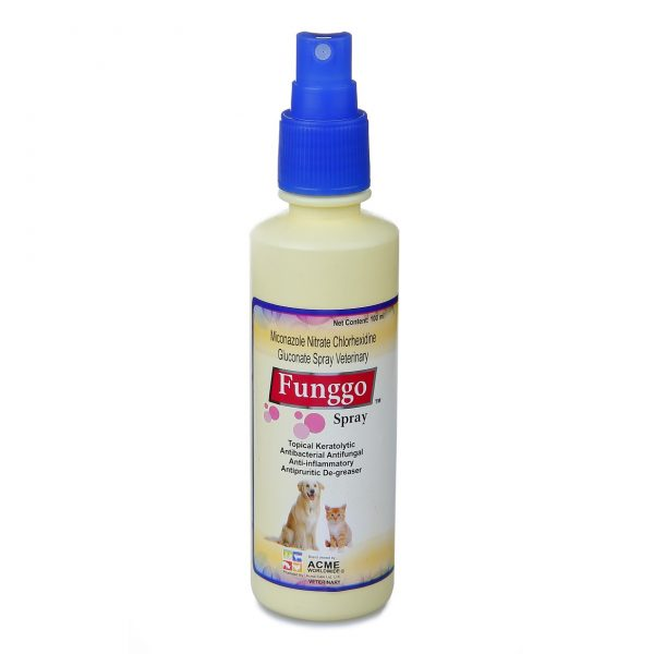 Funggo Anti Fungal Spray For Dogs and Cats