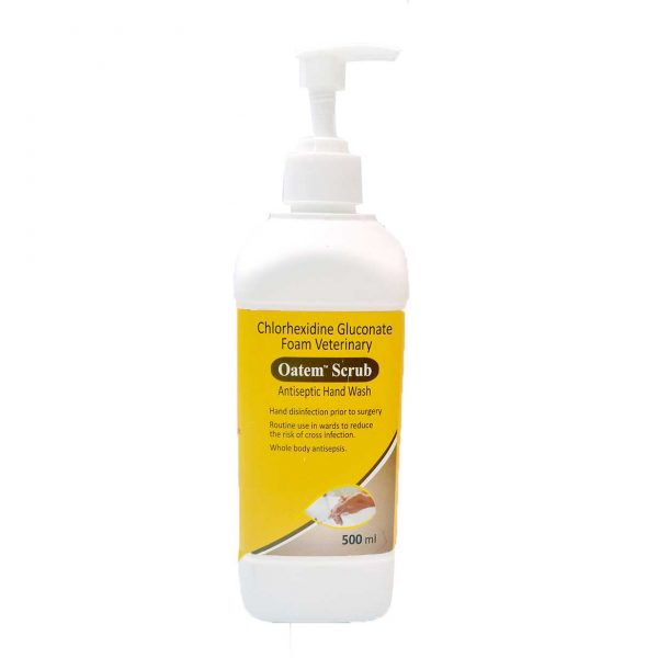 Oatem Hand Wash to protect from germs, chemicals and dirt
