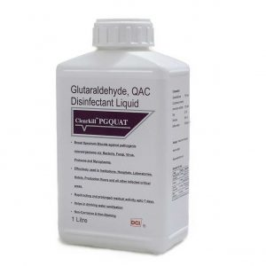 Clearkill PGQUAT For institutions and hospitals to give germs protection