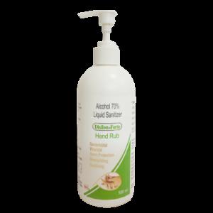 Alcohol Hand Sanitizer 70% pump