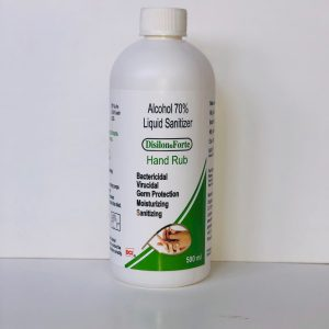 500ml Disilon Alcohol Sanitizer Refill