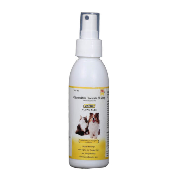 Wound Healing Anti-Septic Spray