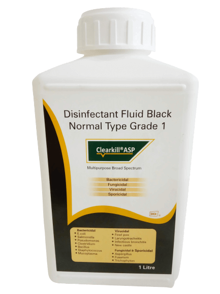 Clearkill ASP Broad Spectrum Disinfectant
