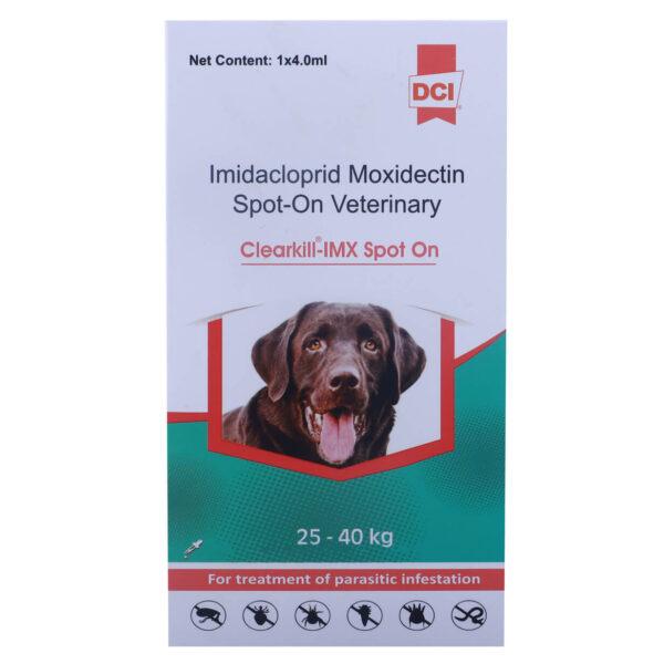 Spot On Veterinary 4ml