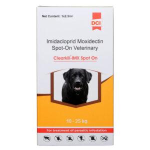 Spot On Veterinary 2.5ml.