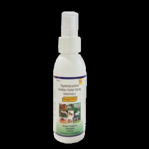 Wound spray for cattle - OTG