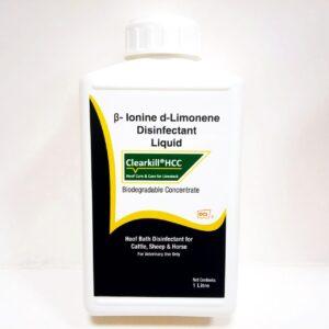 Hoof Disinfectant Liquid